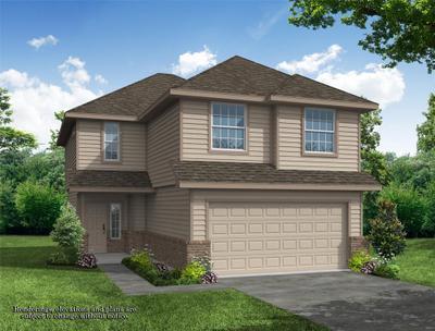 3465 Wooded Ln, Conroe, TX 77301