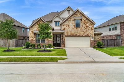 10550 Paula Bluff Ln, Cypress, TX 77433