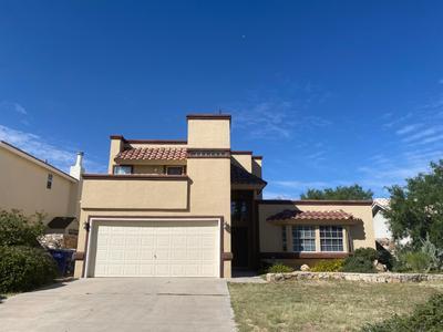 1221 Coyote Ln, El Paso, TX 79912