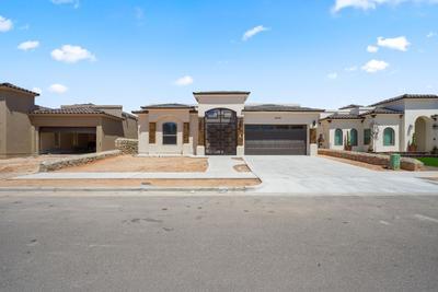 14717 Tierra Coruna Ave, El Paso, TX 79938