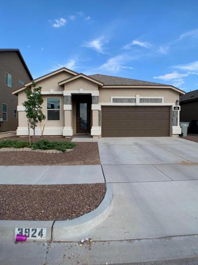 3924 Desert Nomad Dr, El Paso, TX 79938