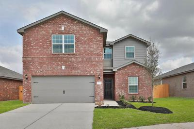 22122 Gaynor Grove Ln, Hockley, TX 77447