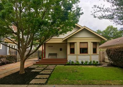 1419 Ashland St, Houston, TX 77008