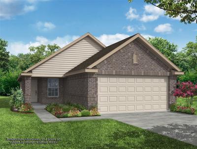 3319 Rosselli Brush Ln, Katy, TX 77493