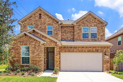 5510 Royal Sash Ln, Katy, TX 77493