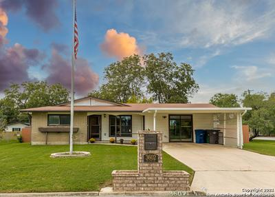 3602 Van Dyke Dr, San Antonio, TX 78218