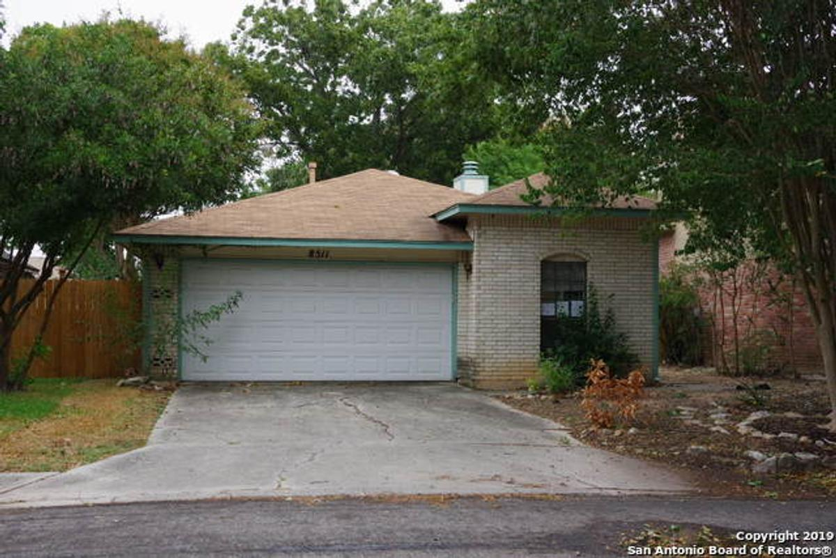 8511 Wood Arbor San Antonio Tx 78251 Mls 1418516