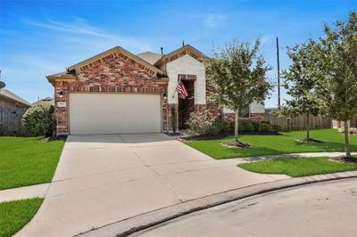 3806 Oakmist Bend Ln, Spring, TX 77386