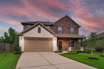 3881 Enchanted Timbers Ln, Spring, TX 77386