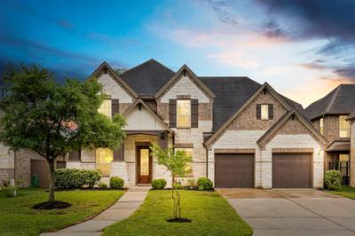 4915 Sawmill Terrace Ln, Spring, TX 77389