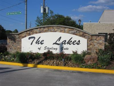 91 Lake Sterling Gate Dr, Spring, TX 77379