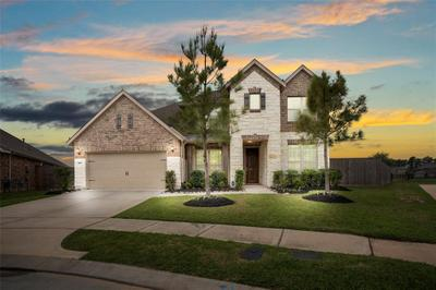 9623 Lace Flower Dr, Spring, TX 77379