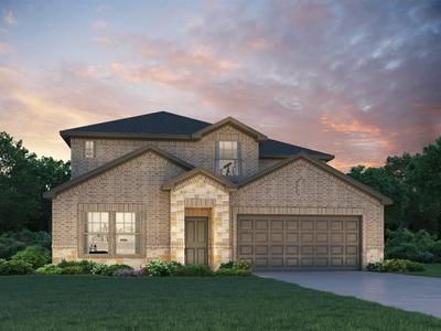 12910 N Winding Pines Dr, Tomball, TX 77375