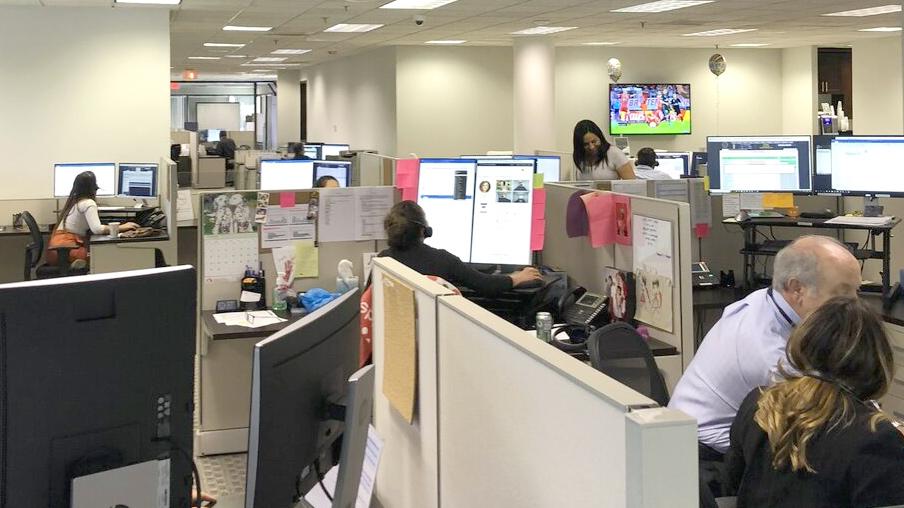 BEX Concierge Office 10