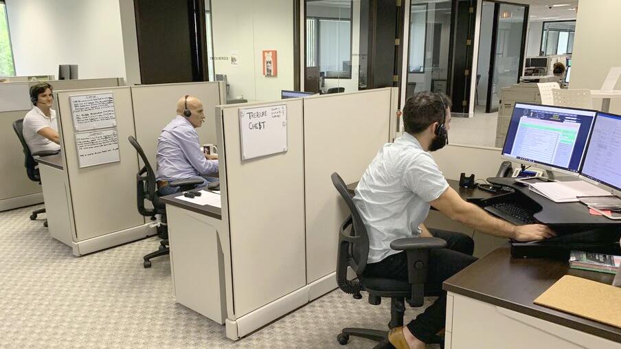 BEX Concierge Office 11