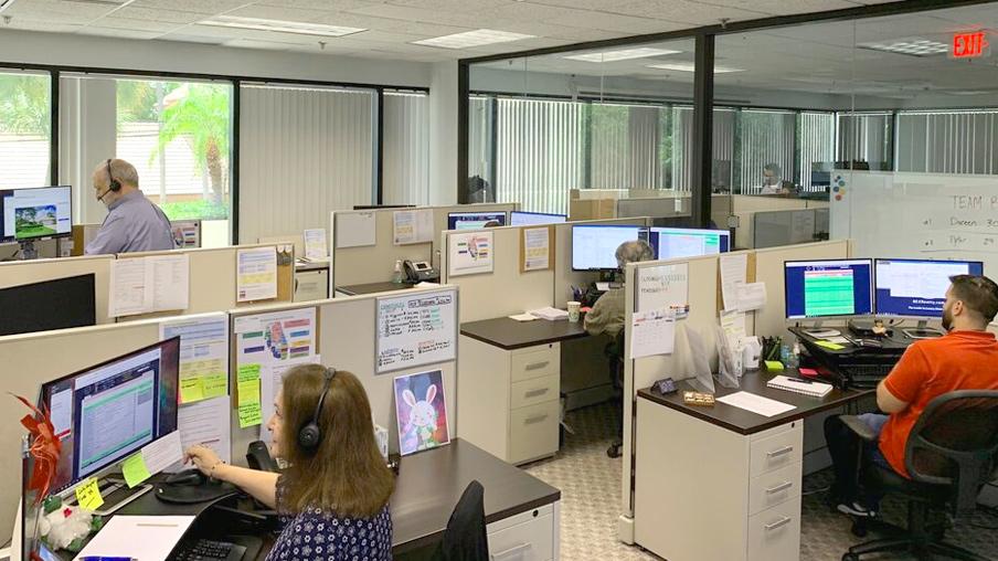 BEX Concierge Office 5