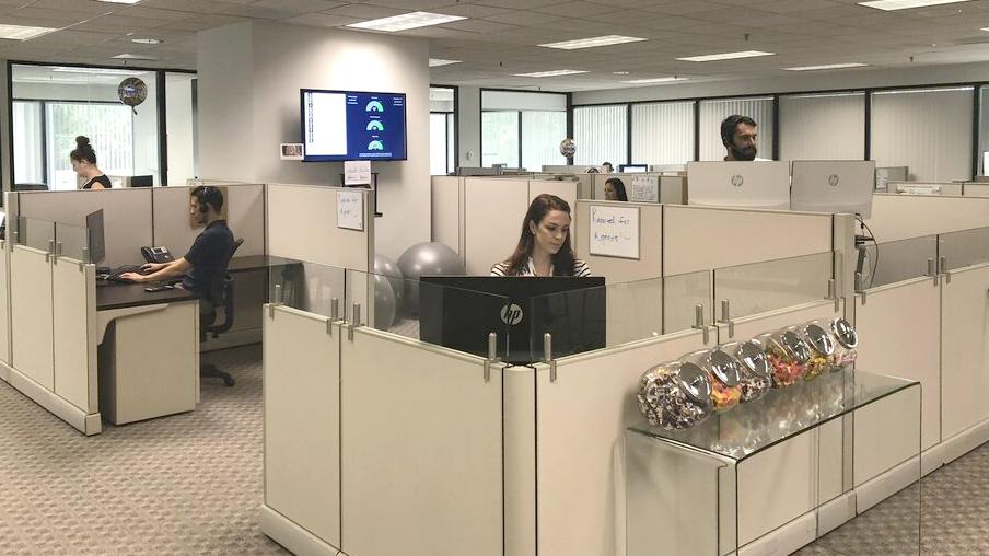 BEX Concierge Office 6