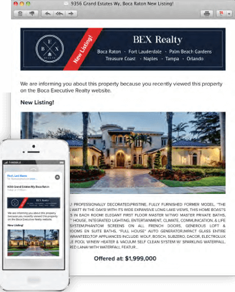 Real Estate Marketing - BEX Realty