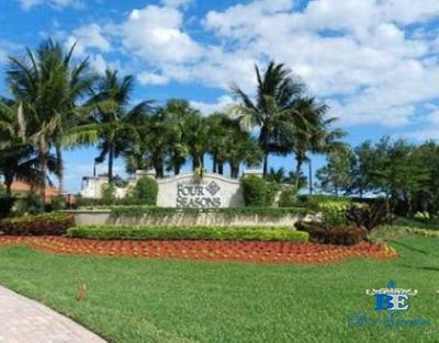 Four Seasons Homes For Sale - Delray Beach Real Estate