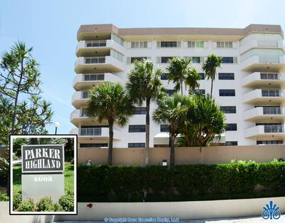 Parker Highland Condos For Sale - Highland Beach Real Estate